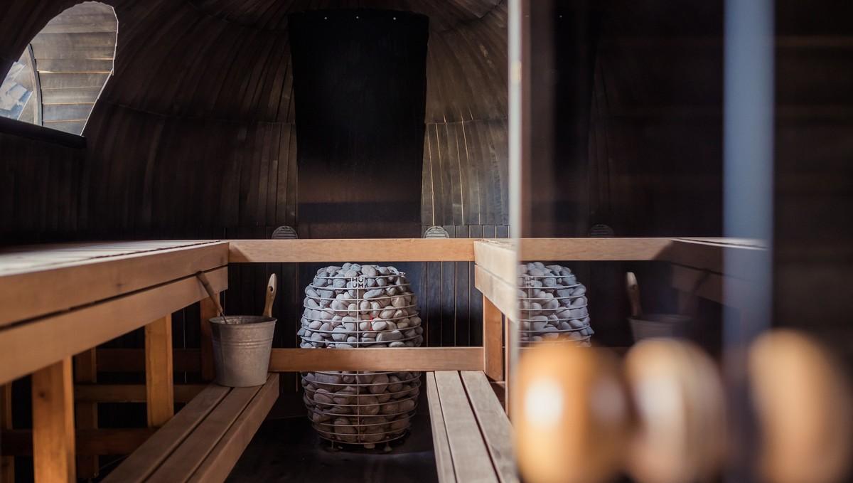 Sauna je pro tělo a celý organismus velice prospěšná